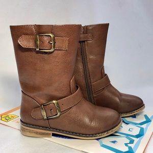 Cat & Jack Brown Boots